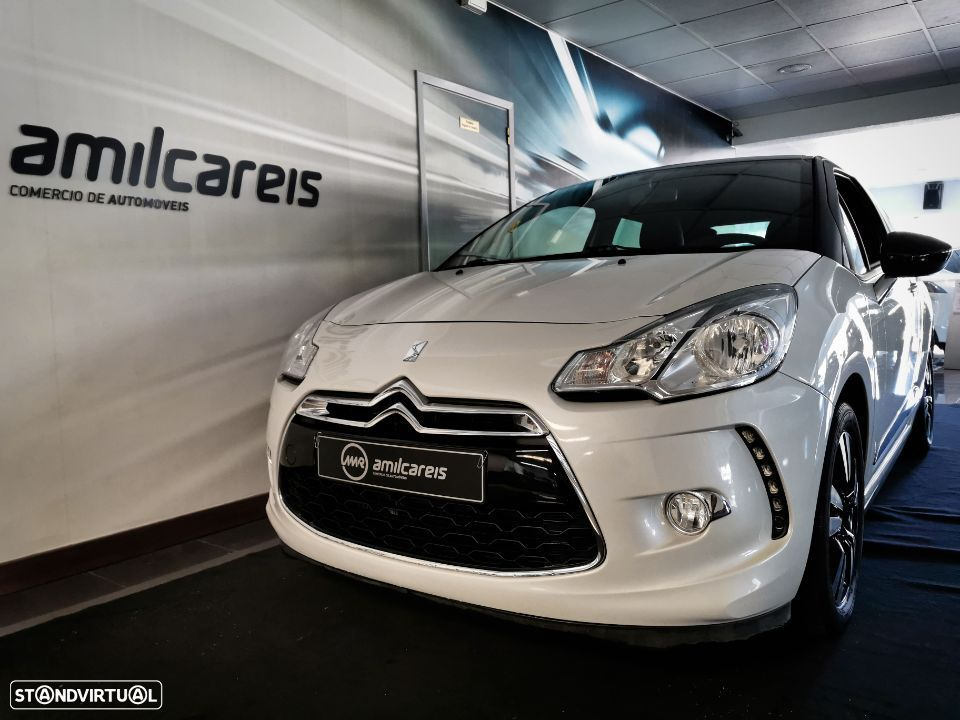 Citroën DS3 1.6 e-HDi Be Chic - 2