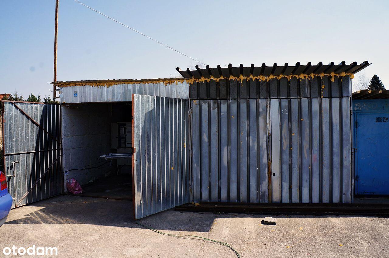 Hala magazyn pomieszczenie gospodarcze prąd 35m2