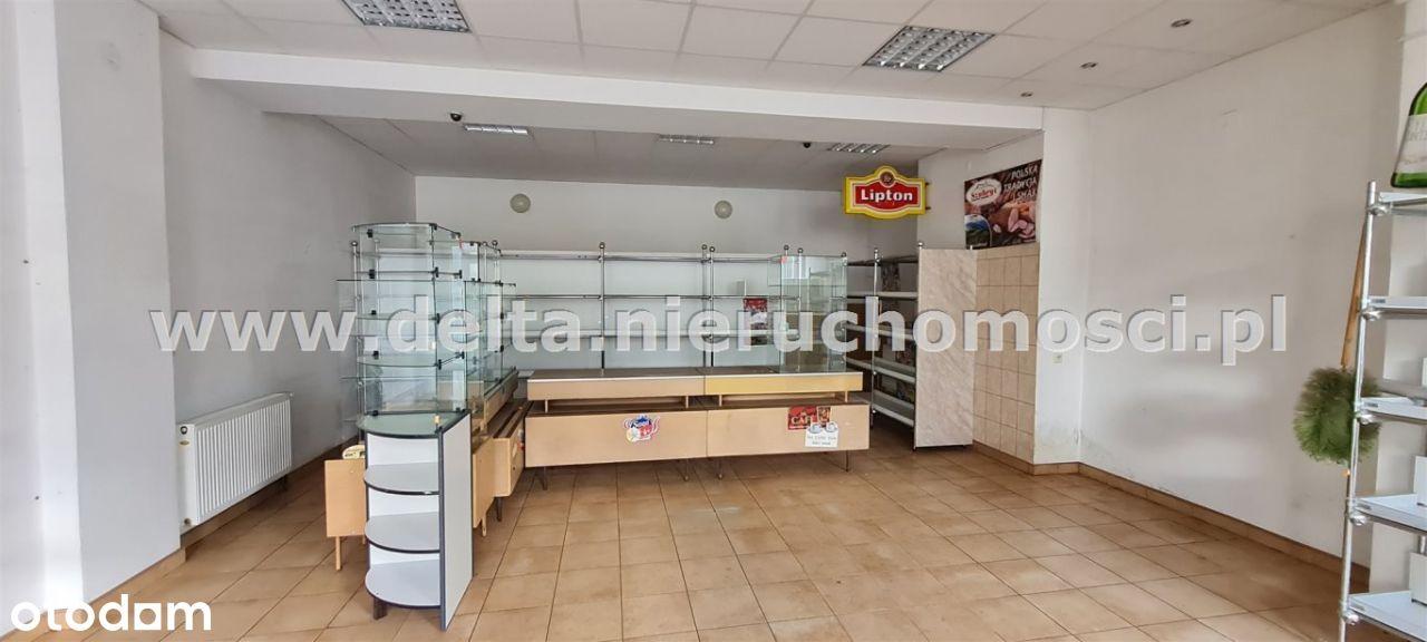 Lokal handlowy w Główczycach