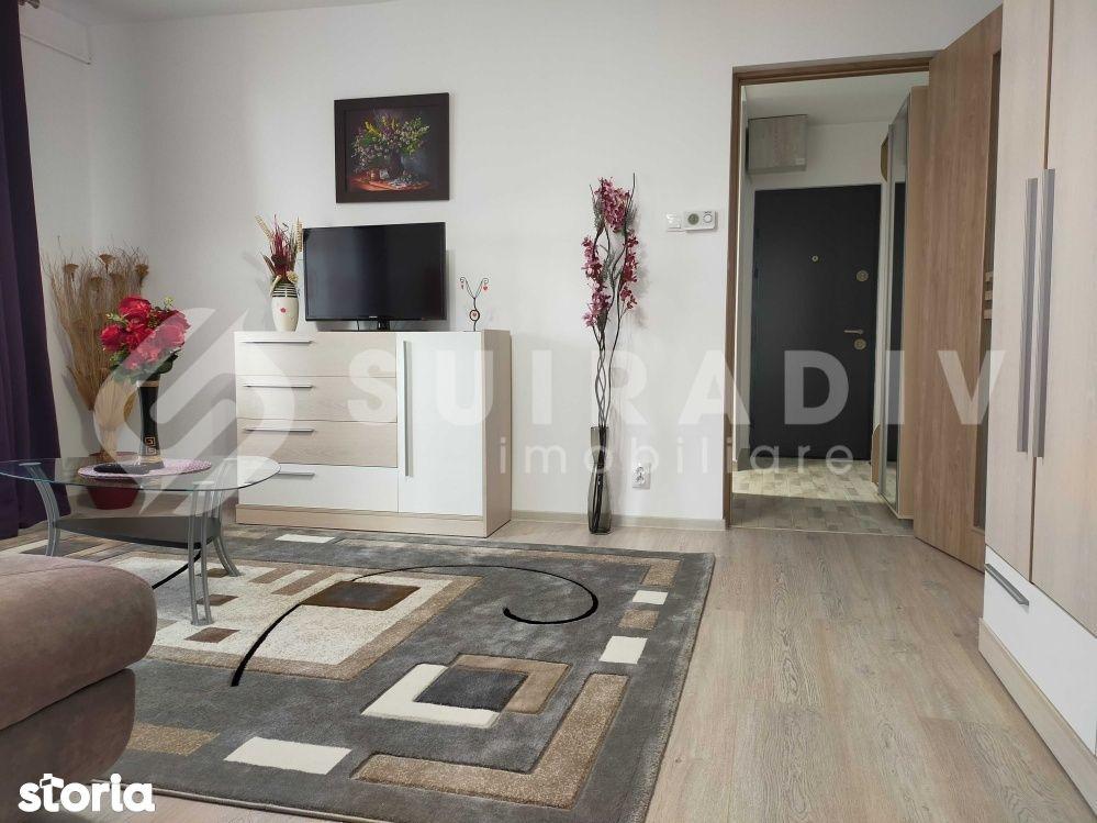 2 camere decomandate+ balcon inchis- Manastur