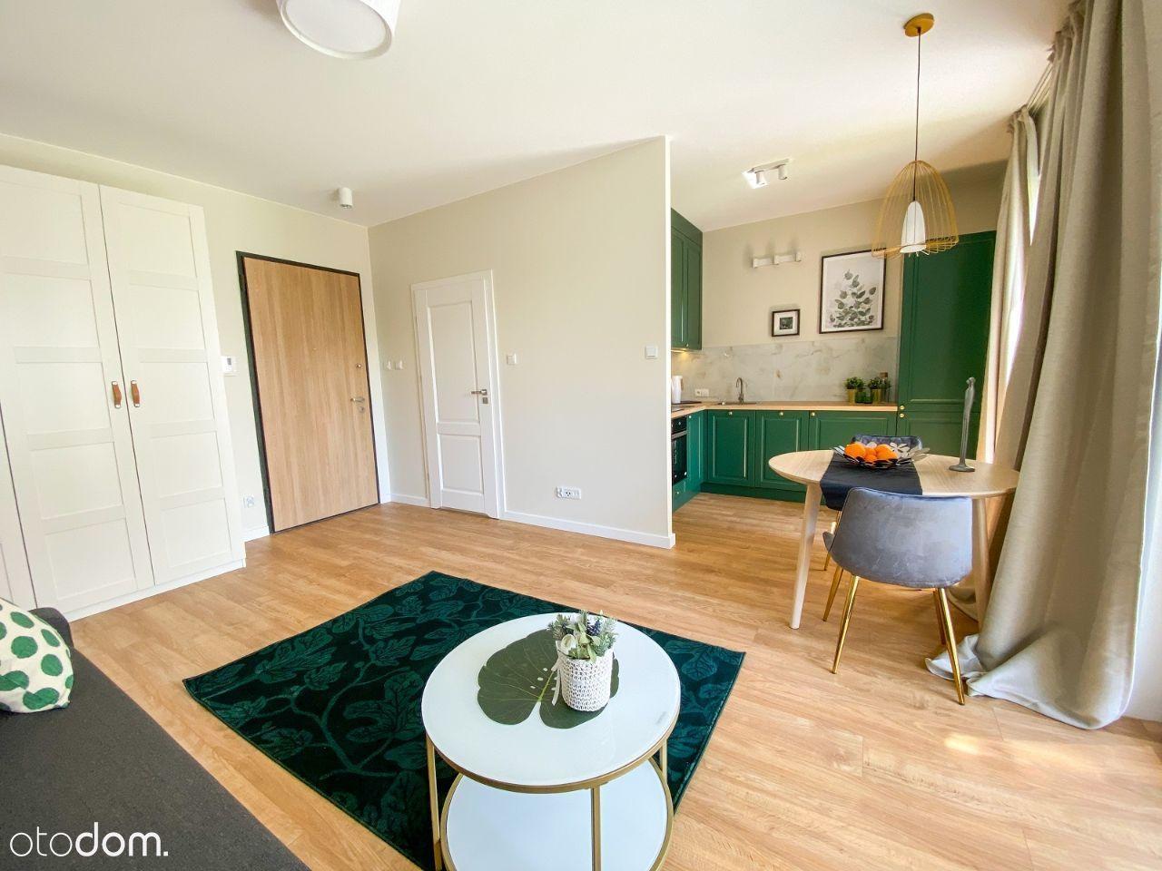 Nowe, luksusowe mieszkanie +miejsce postojowe