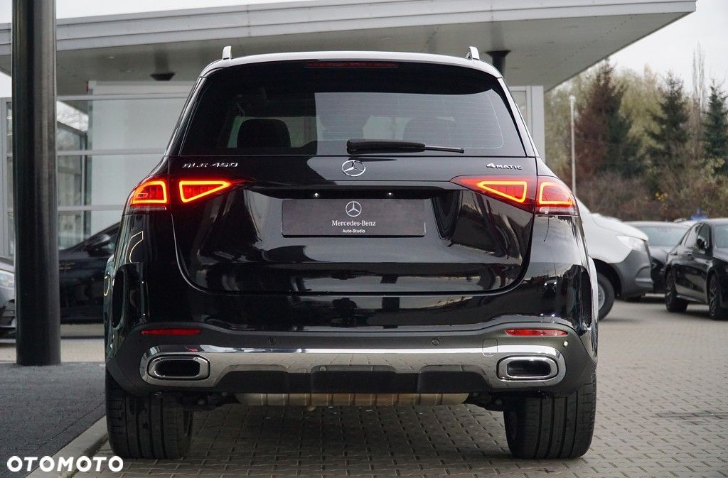 Mercedes-Benz GLE 450 4M AMG Off-Road PanoDach Ambient Burmester LED - 5