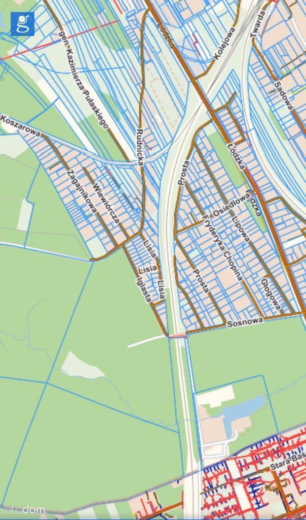 Możliwość podziału na mniejsze Nowa Gdynia LAS