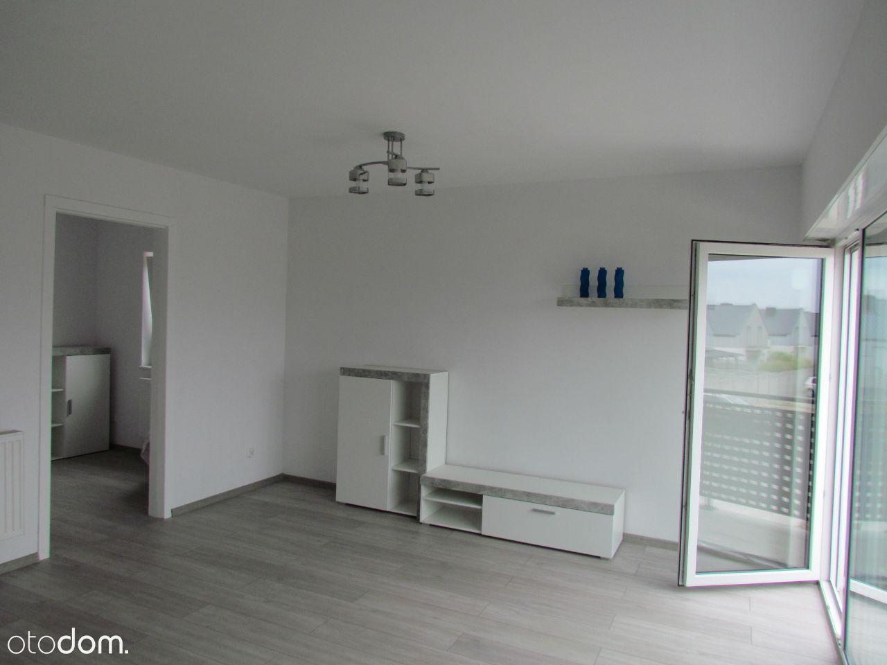 Nowy dwupokojowy apartament ul. Leszczyńska 45D/10