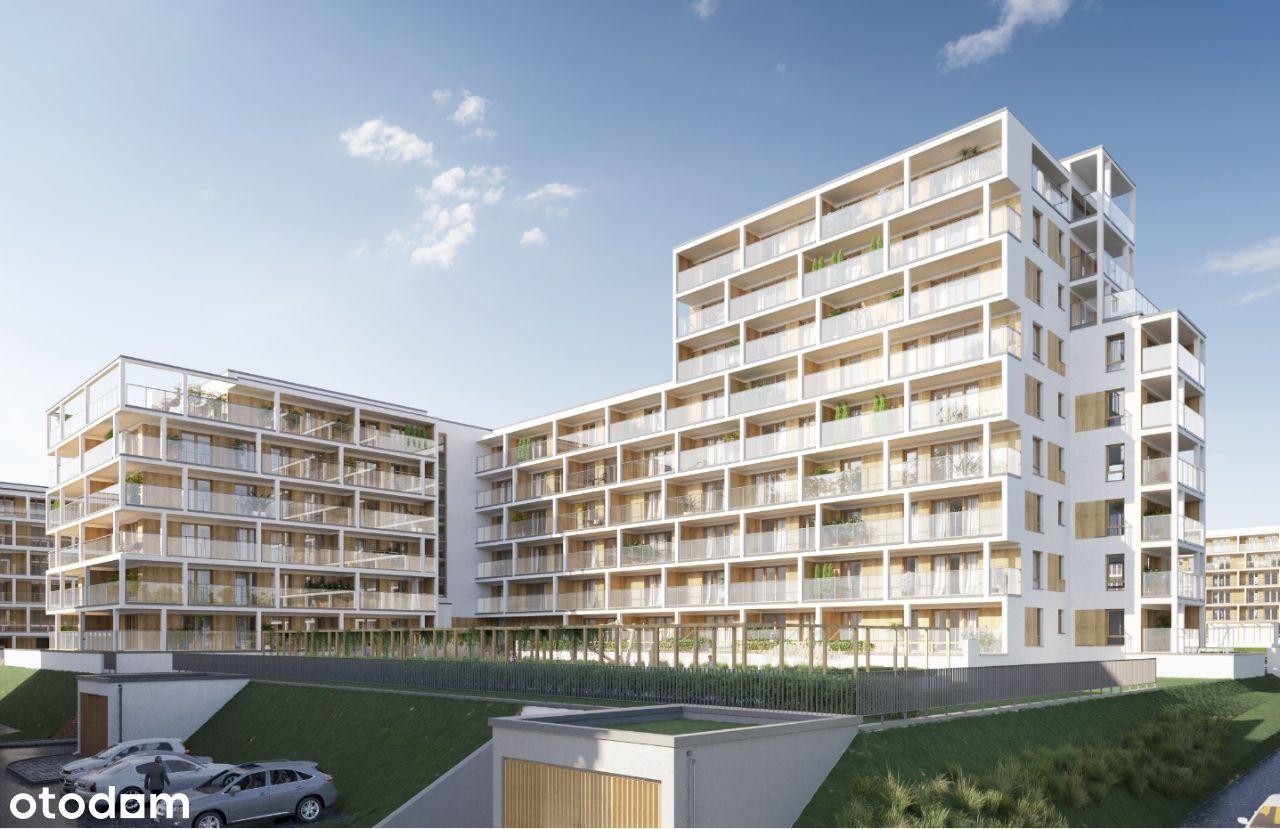 Nowe Mieszkanie Osiedle Koralowe 49m2 z garderobą