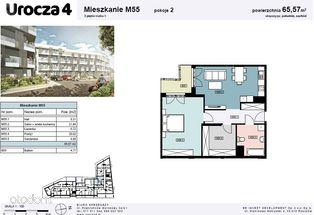 UROCZA 4- Ostatnie mieszkanie w tak dobrej cenie!