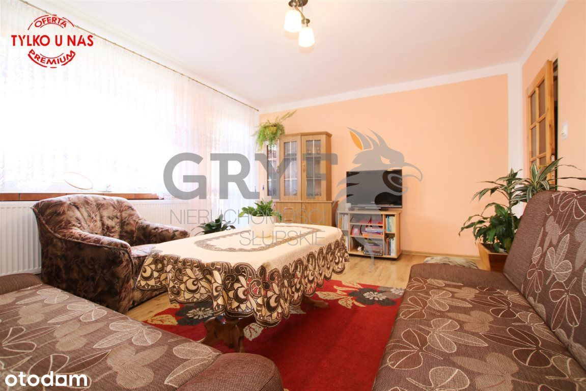 Mieszkanie, 64,58 m², Główczyce
