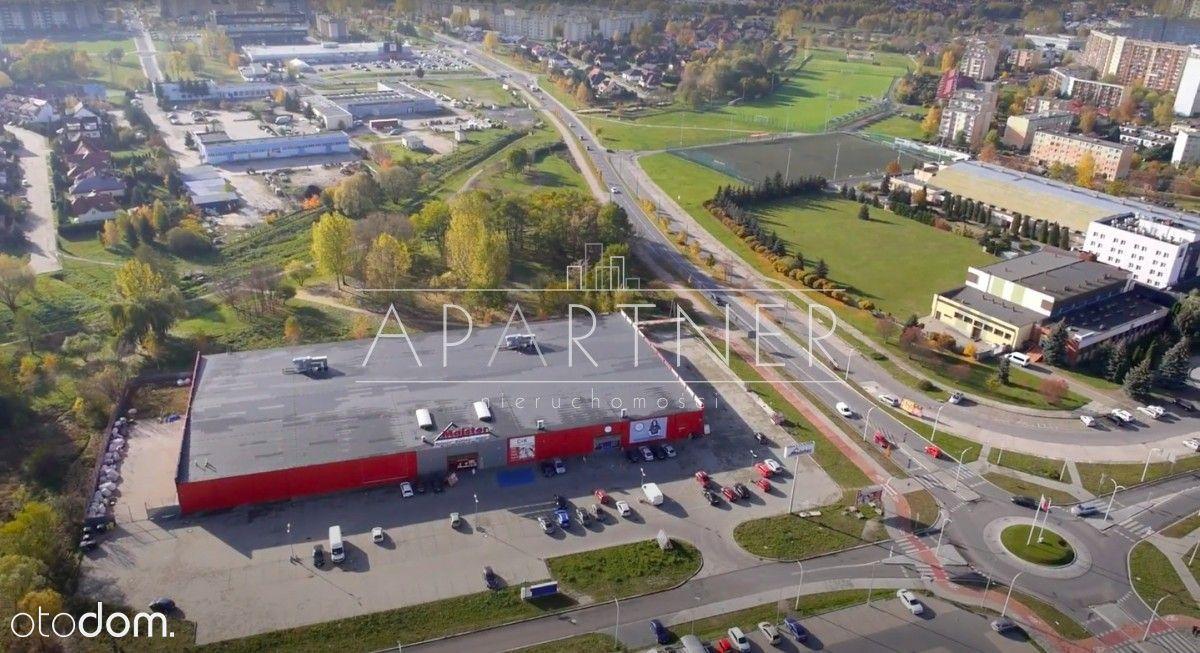 Obiekt handlowo usługowy | Działka 12 607 m2