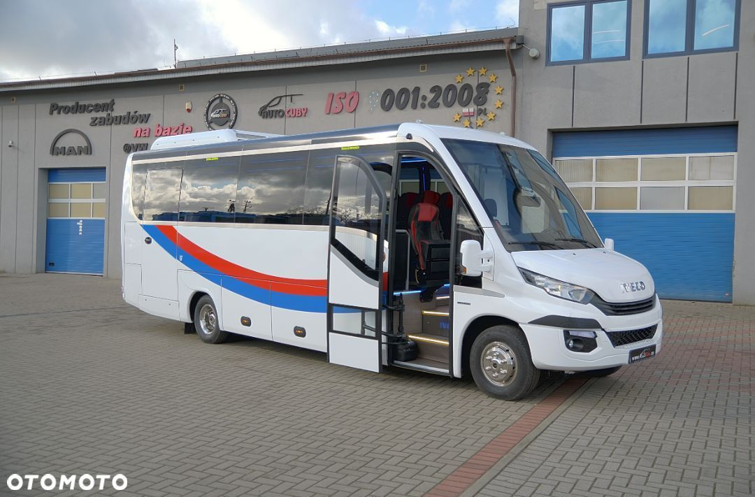 Iveco Cuby 70C HD Tourist Line Winda 31+1+1 No.415  Cuby Iveco 70C HD Tourist Line Winda 31+1+1 No.415 - 8