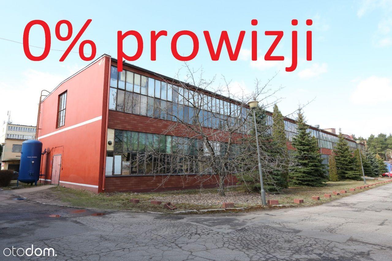 Hala produkcujno-magazynowa 2549 m2