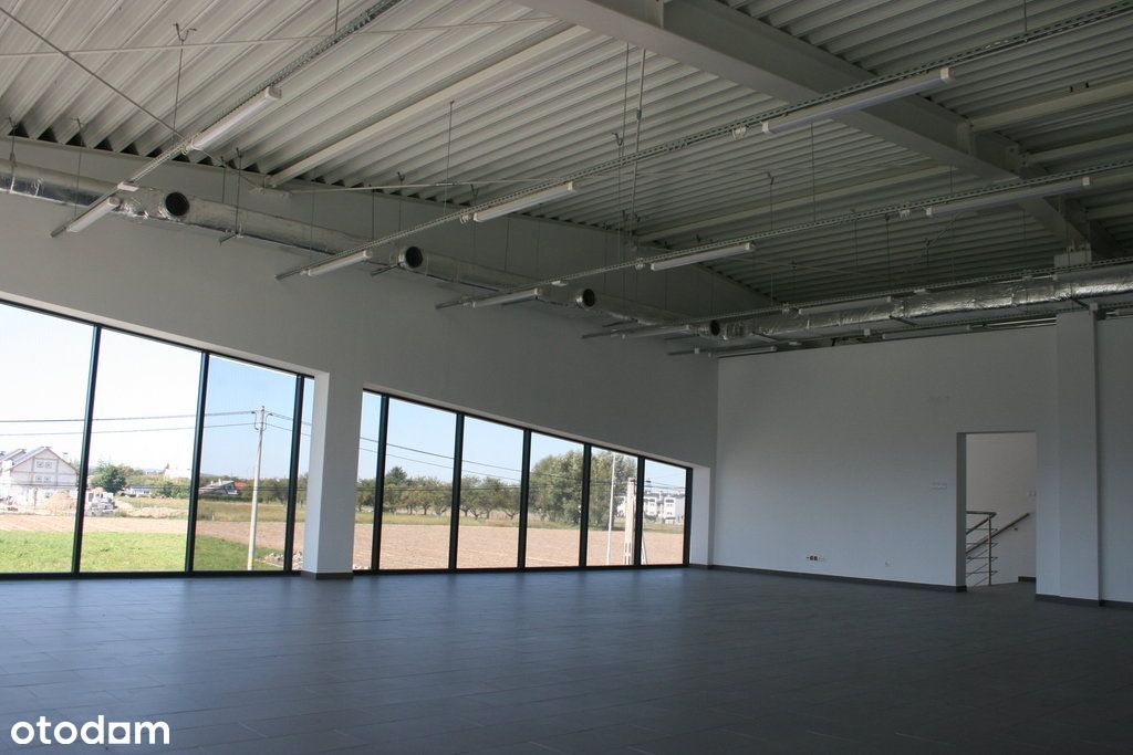 Nowy lokal biurowy, 249 m2 Budziwój (bez prowizji)