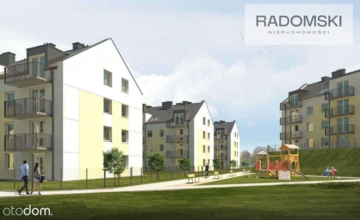 4- pokojowe mieszkanie, 5 min od centrum Tczewa
