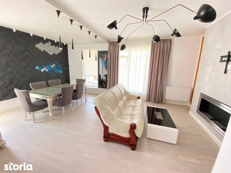 Penthouse de lux 120 mp zona Calea Cisnadiei