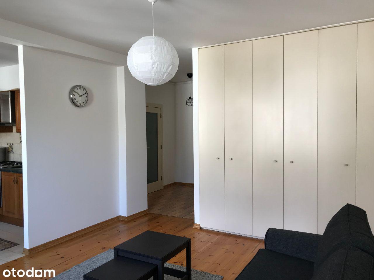 Mieszkanie jednopokojowe na Tarchominie