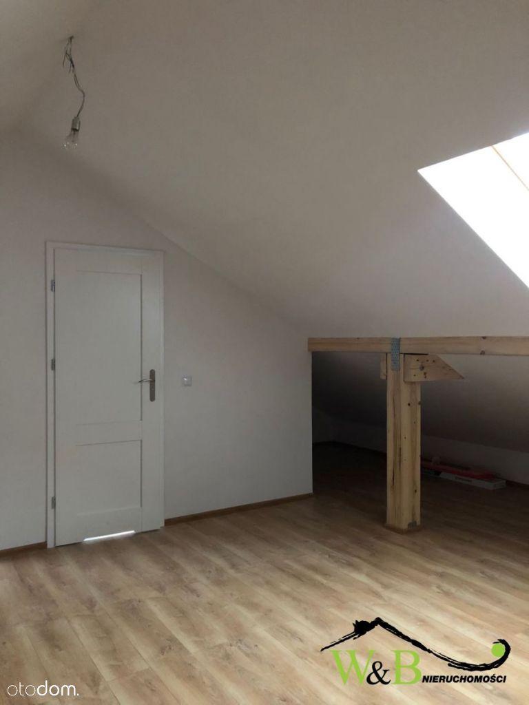 Apartement dwupoziomowy wykonany pod klucz