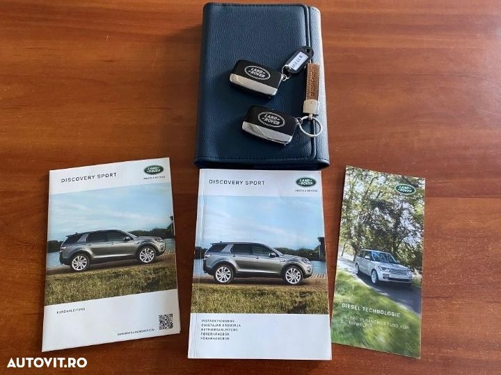 Land Rover Discovery Sport 2.0 - 24