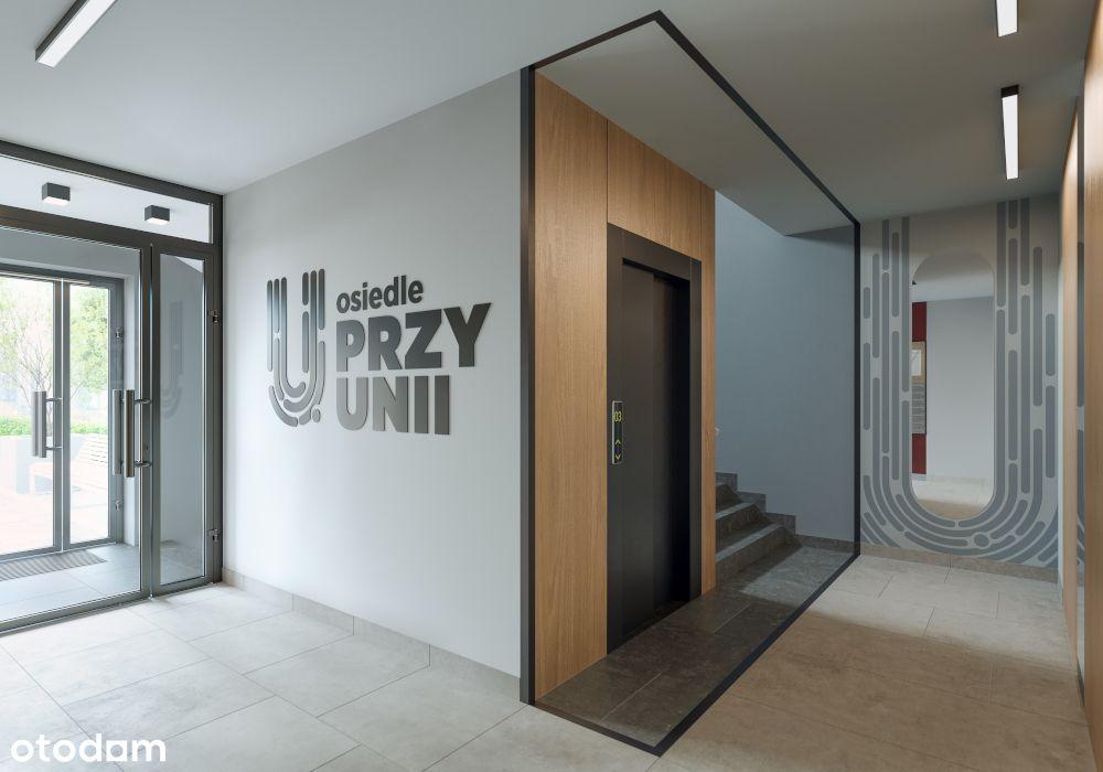 Mieszkanie Przy Unii M215