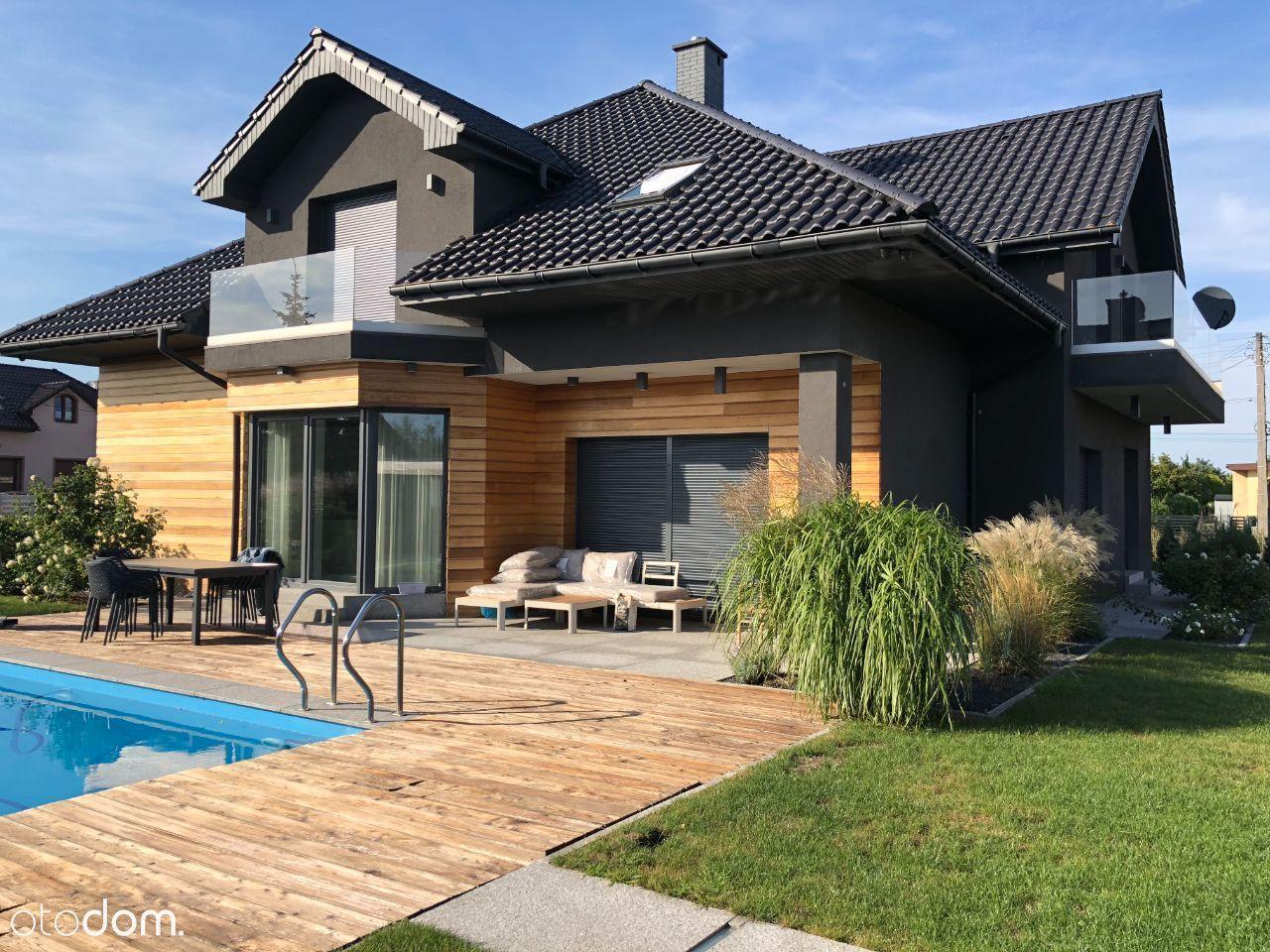 Luksusowy dom willa z basenem - bez pośredników