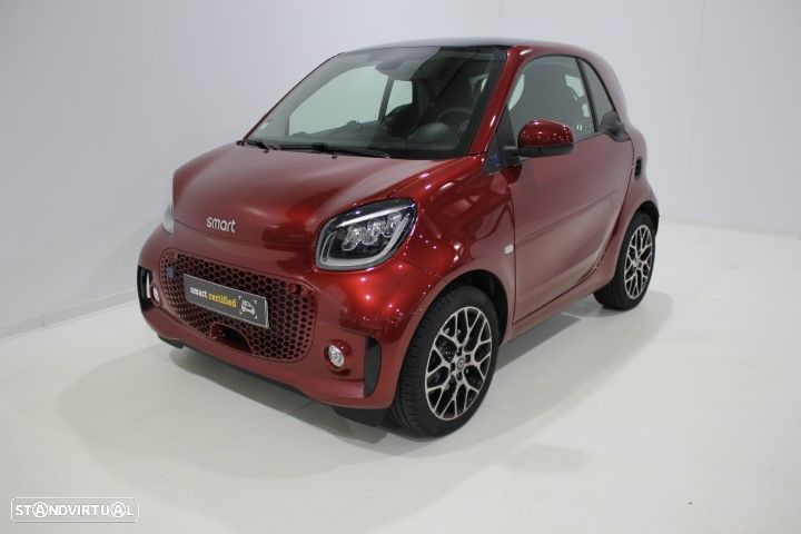 Smart ForTwo Electric Drive Prime - 3