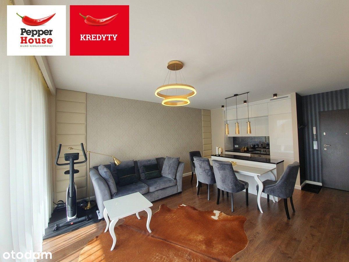 2 pokojowe mieszkanie w wysokim standardzie