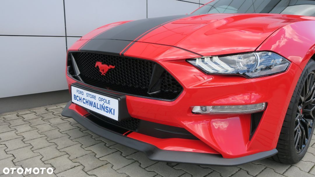 Ford Mustang Rece red Opole automat Magneride - 2