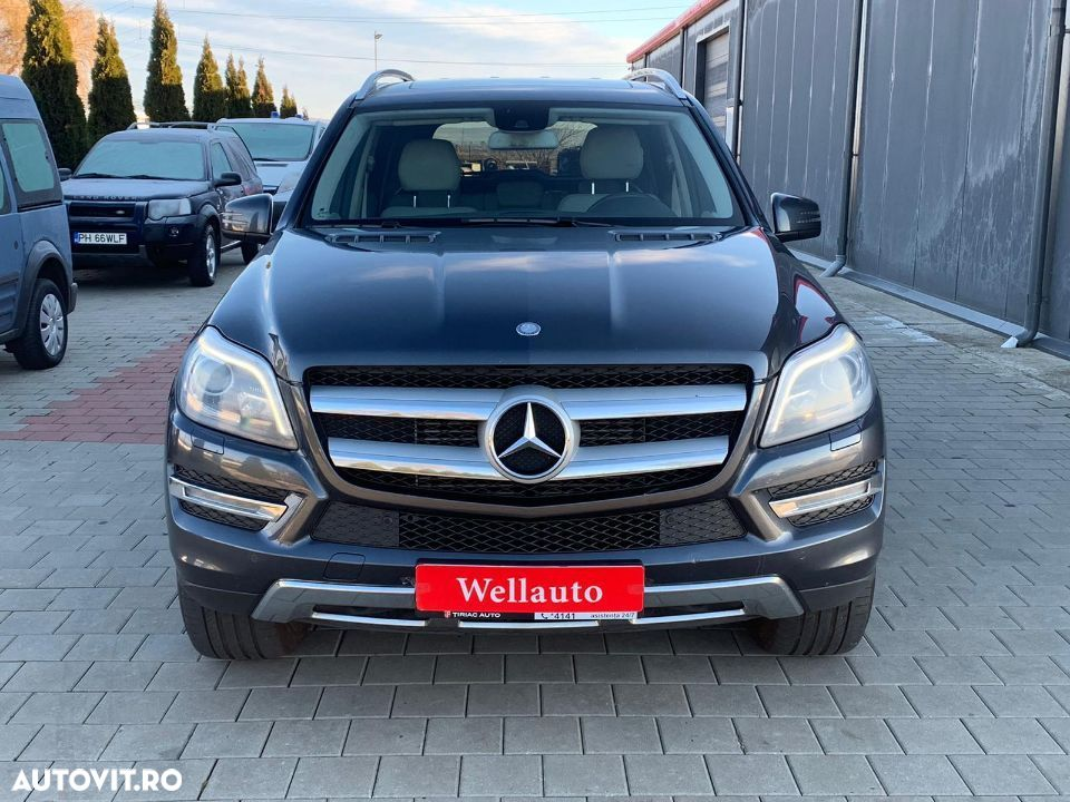 Mercedes-Benz GL - 4