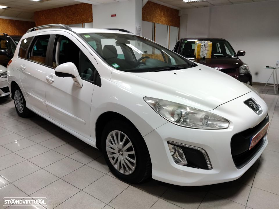 Peugeot 308 SW 1.6 HDi Active - 4