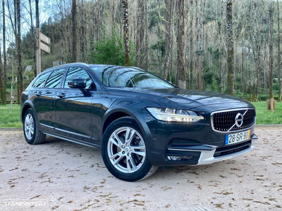 Volvo V90 Cross Country 2.0 D4 AWD Geartronic - 6