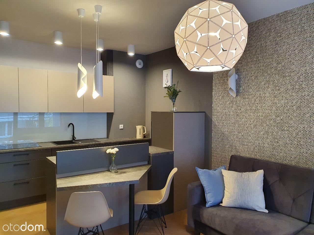 Eleganckie mieszkanie 3 pokojowe + garaż - centrum