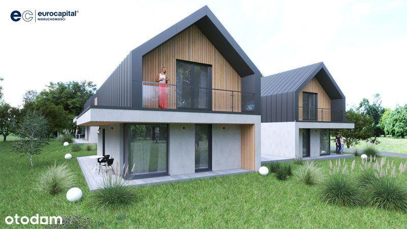 Nowe osiedle 4 domów wolnostojących!