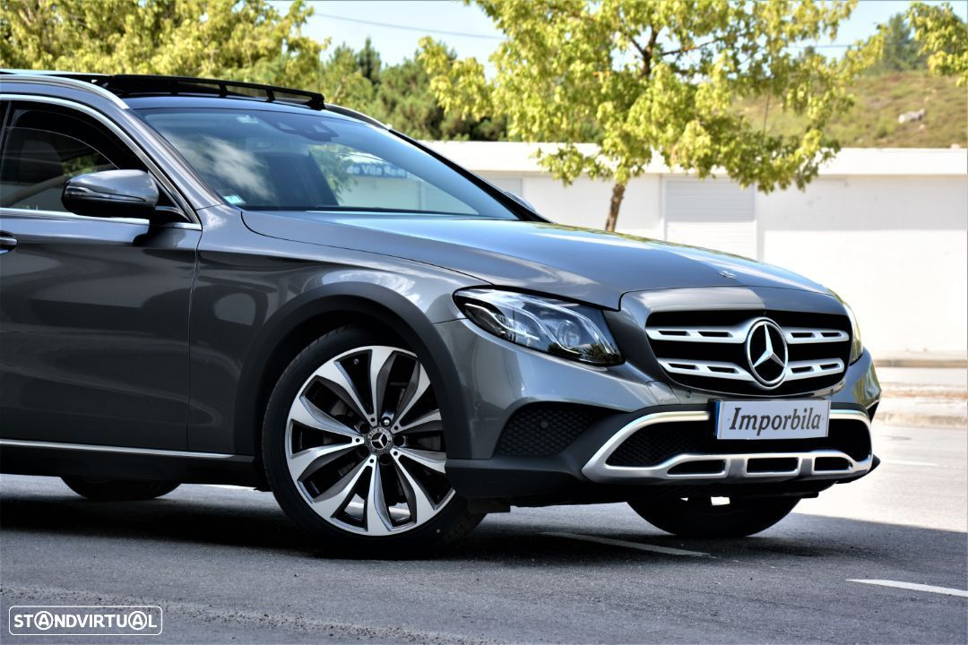 Mercedes-Benz E 220 d 4-Matic All-T.Avantgarde - 10