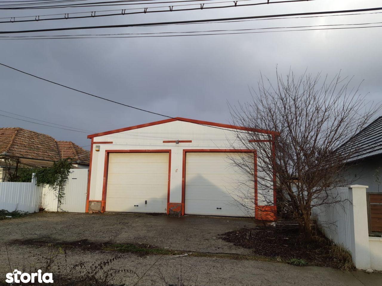 imobilstar vinde hala in Sancraiu de Mures