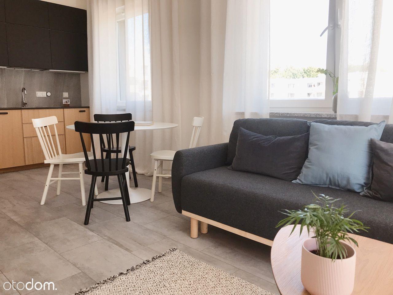 Nowy Apartament 48 m2 Barciński Park- Tylna 2D