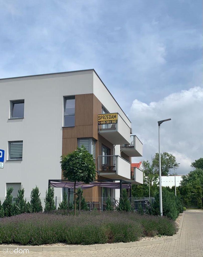 Apartament na Lawendowym Osiedlu w Łodzi