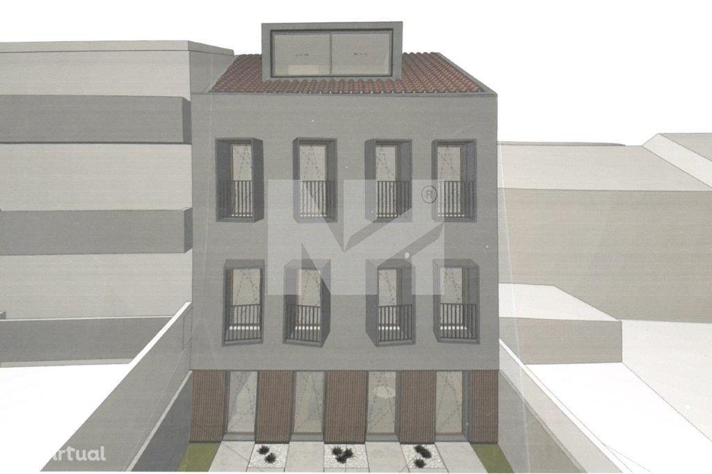 Terreno Urbano | Projeto Aprovado | Zona Histórica, Vila do Conde