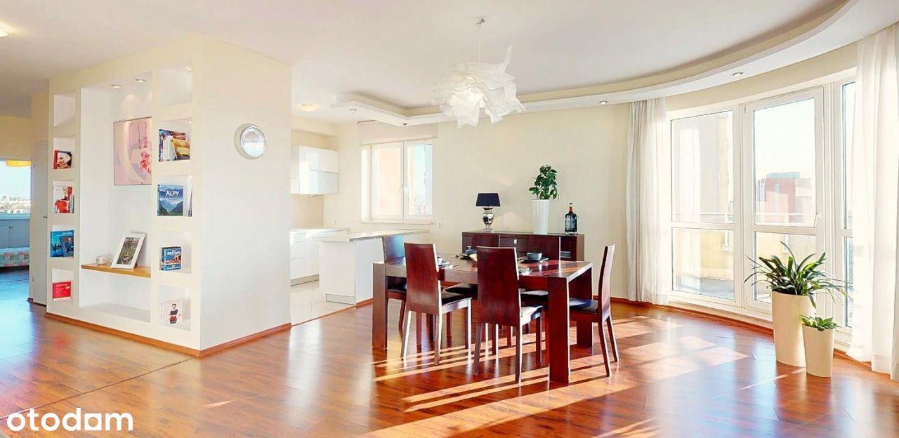 Apartament Penthouse 133m2 ul. Nowa Łódź 5/6 Pokoi