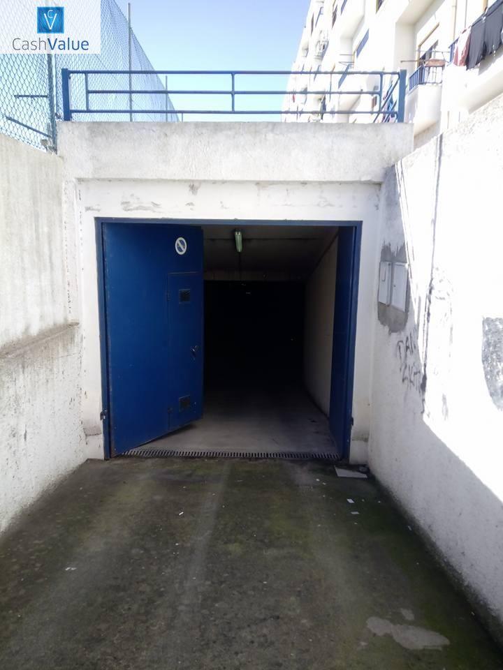 Garagem em Salvaterra de Magos