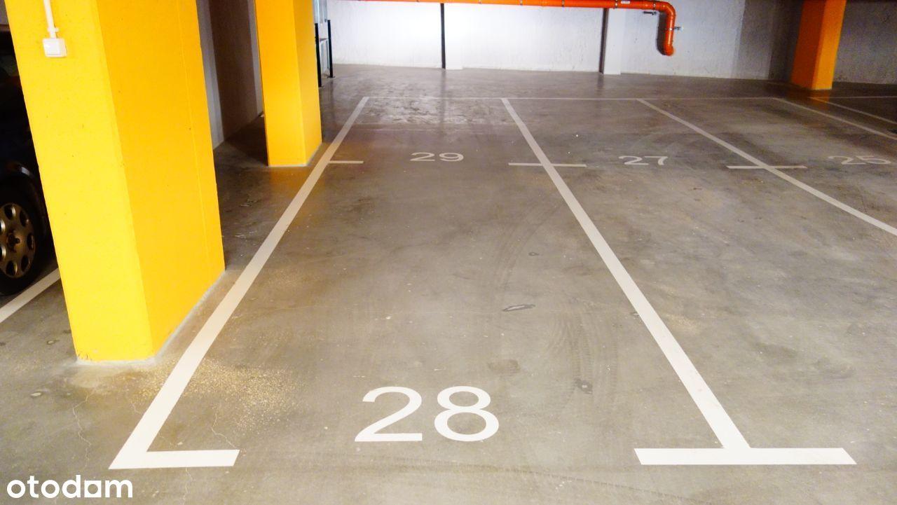 Nowe 2 miejsca garażowe Przyokopowa, Daszyńskiego