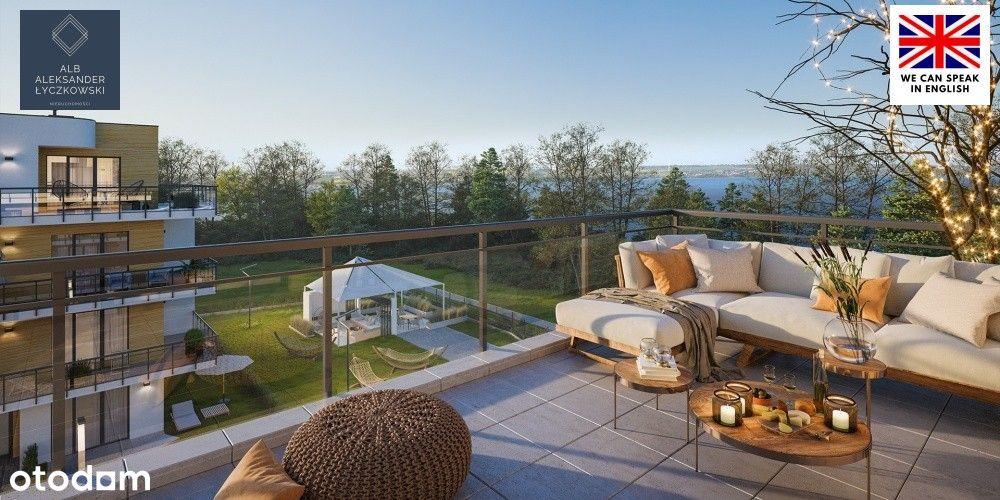 Wakacyjny apartament z dużym ogródkiem!