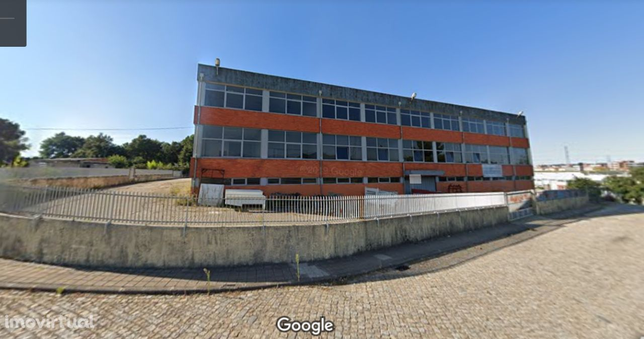 Armazém Zona Industrial Alfena