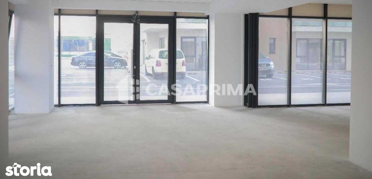 Spațiu comercial Tudor Vladimirescu-Iulius Mall/ bloc nou-184,31 mp!