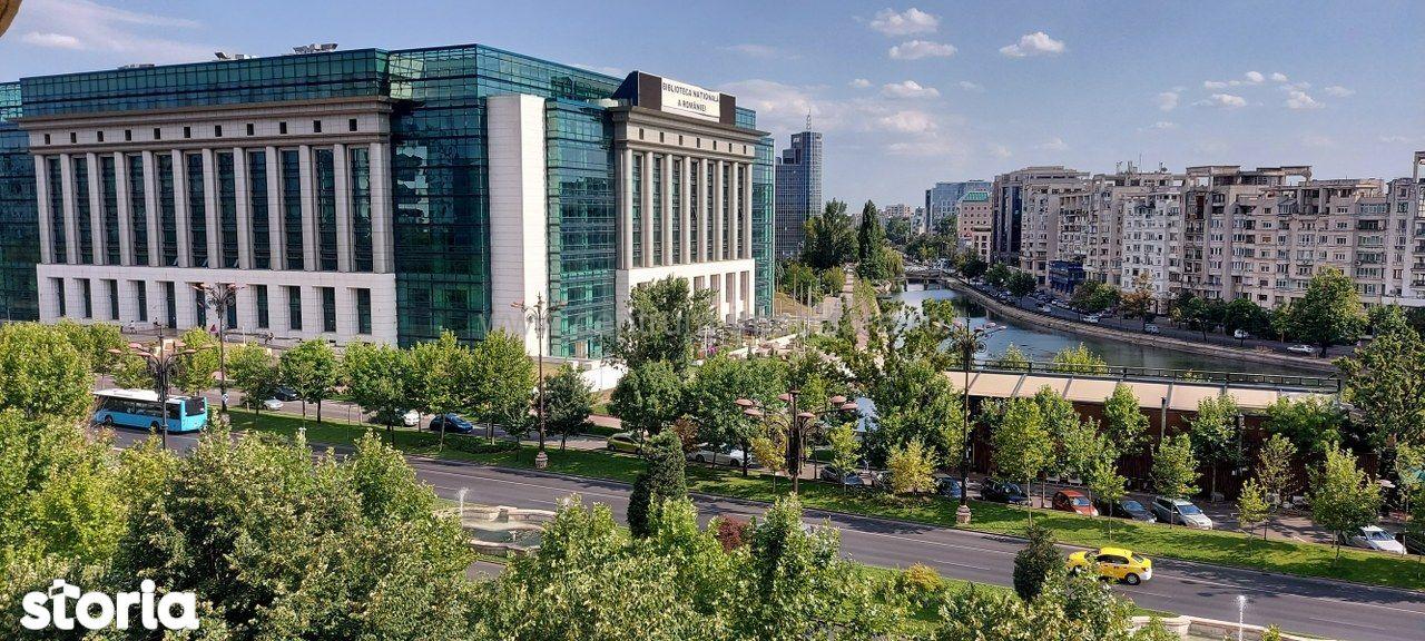 Bulevardul Unirii intre Piata Unirii si Tribunalul Bucuresti