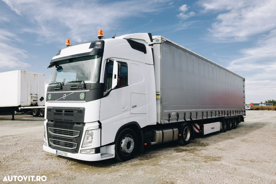 Volvo FH500 - 1