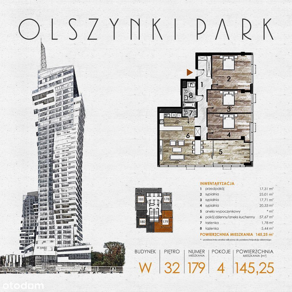 Olszynki Park - Apartament W179