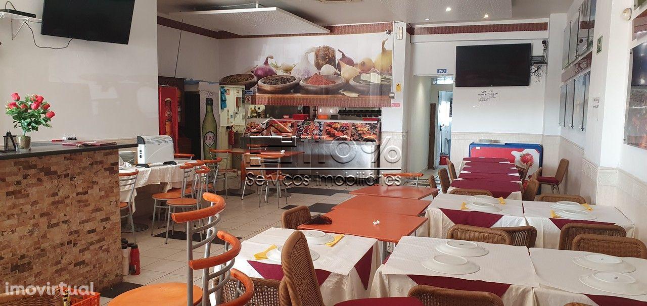 Trespassa-se Restaurante 1ª Linha Praia – Costa Caparica