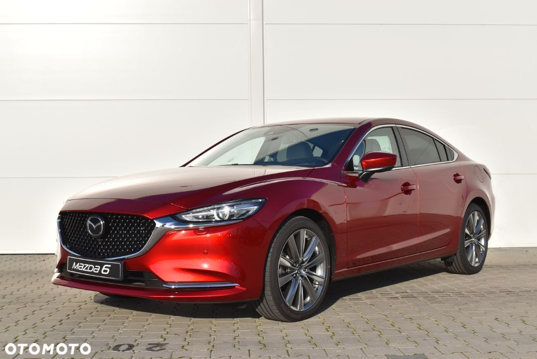 Mazda 6 Mazda 6 Sedan Skypassion 2020 Soul Red Crystal