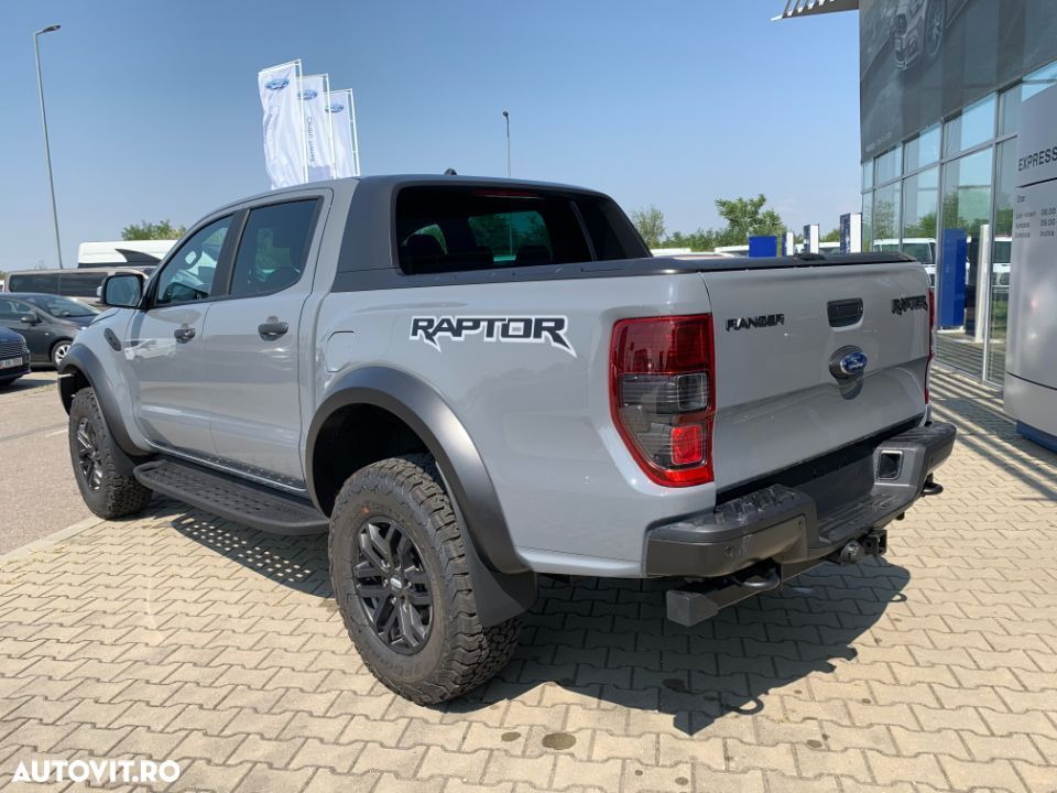 Ford Ranger Pick-Up - 9