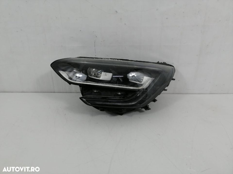 Far Stanga Renault Megane 4 2015 la 2020 Full Led original - 6