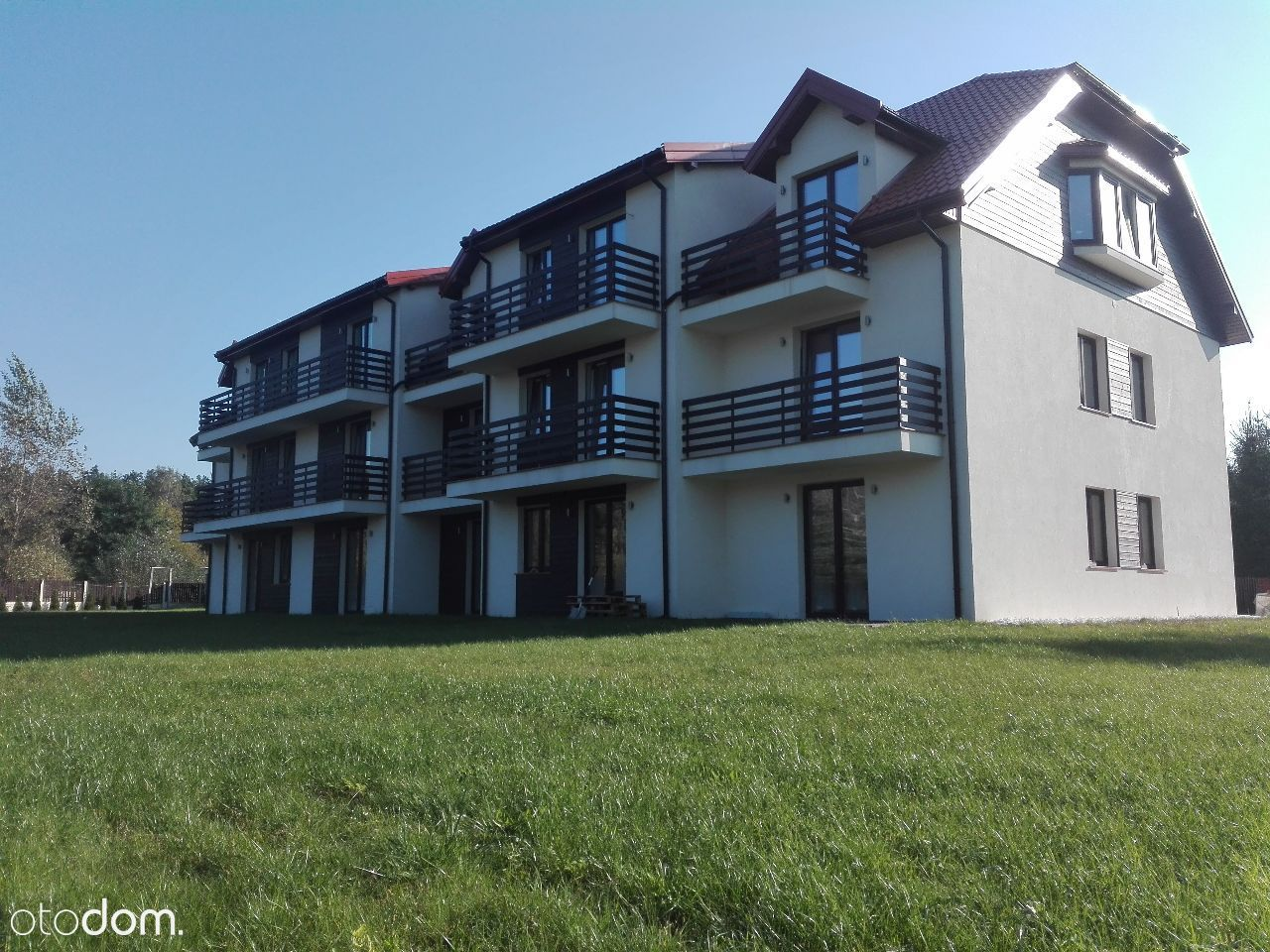 3 Pok 67m2 lub 2 pok z balkonem-Struga