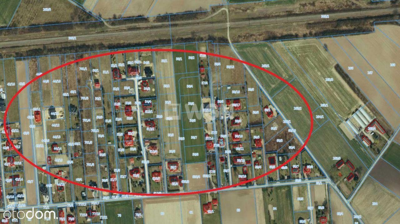 Działka, 2 000 m², Nowy Krępiec